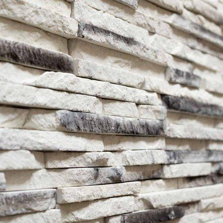 Τεχνητή Πέτρα - Λευκός Σχιστόλιθος - Προϊόντα GRECOSTONE 9268b