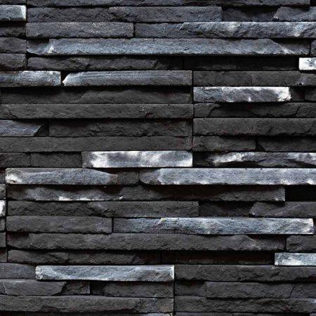 Τεχνητή Πέτρα - Μαύρος Σχιστόλιθος - Προϊόντα GRECOSTONE 9278