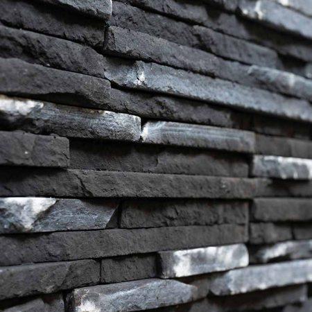 Τεχνητή Πέτρα - Μαύρος Σχιστόλιθος - Προϊόντα GRECOSTONE 9284b